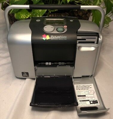 Epson Picturemate Pm260 Photo Inkjet Printer Personal Photo Lab Dash