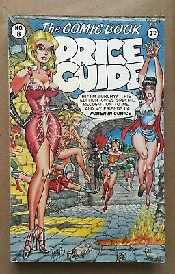 The Comic Book Price Guide No.8 1978-1979 FN