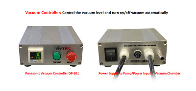 Vacuum Controller for VapStar 1.3G/5L Short Path