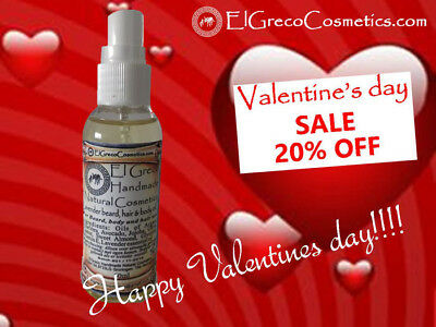 Valentine's day SALE 20%OFF - Lavender Beard Hair and Body Oil 60ml
