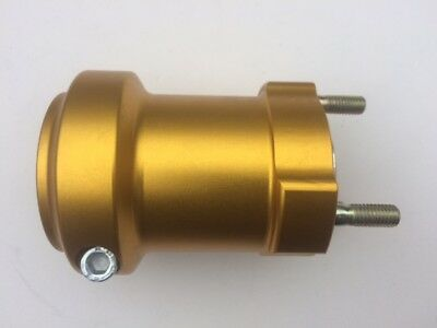 Oke GOLD 95mm Rear Hub for 50mm Go Kart Rear Axle - Rotax/x30/TKM