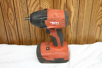 """Hilti SIW 18-A 1/2"""" Dr Impact Wrench w/ Battery - (CR) #2"""