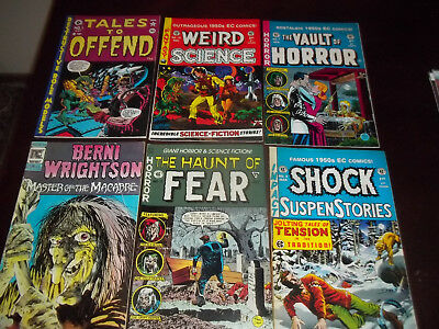 Gladstone EC REPRINT LOT + 2 others - 6 Issues Total