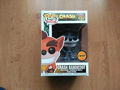 Funko Pop Crash Bandicoot ( Chase)