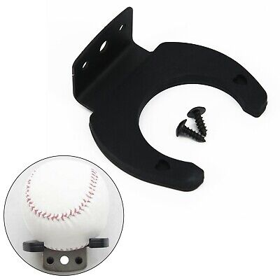 Tennis/ Baseball Bat Softball Racket Wall Mount Holder Rack Display Sport Useful