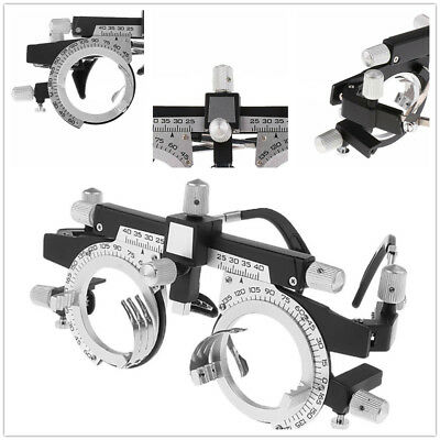 Optometry Optician Optical Optic Trial Lens Frame Wide Range of PD Adjustment