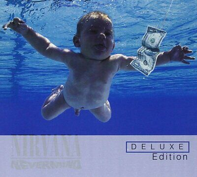 Nirvana - Nevermind - Deluxe Edition - Cd 2Cd - Neu