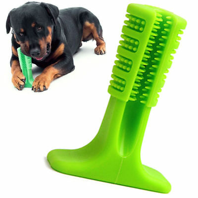 Bristly Dog ToothBrush Brushing Stick Effective Toothbrush For Dog Pet Oral Care