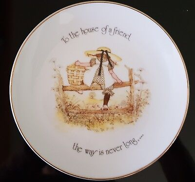 Collectable Holly Hobby Plate