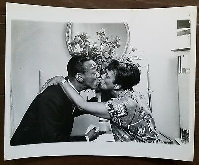 Black History Personalities 8 X 10 Inch Photos Includes Sammy Davis Moms Mabley