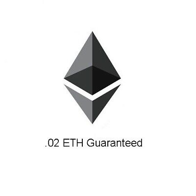 Mining Contract 12 Hours Ethereum 0.02 ETH Guaranteed