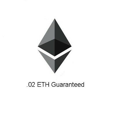 Mining Contract 24 Hours Ethereum 0.02 ETH Guaranteed