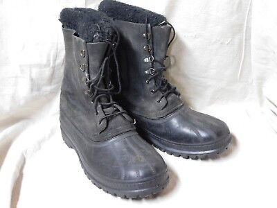 Sorel Caribou Winter Snow Boots Men Size 11