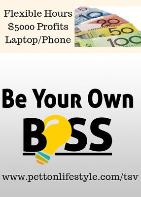 Attention Mums Stay at Home Dads-Be Your Own Boss