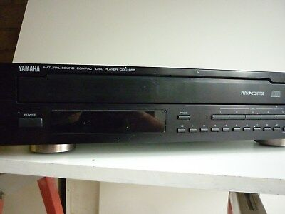 Yamaha CDC-655 5 Disc CD Changer Stacker With Optical Output and PlayXchange