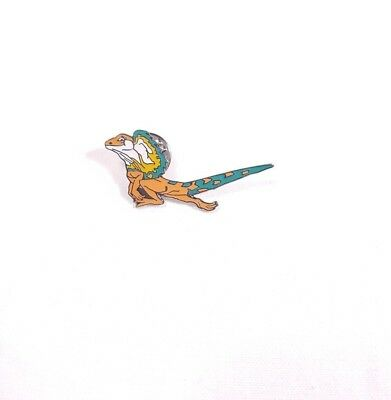 Sydney 2000 Paralympic Games Running Lizzie The Lizard Mascot Pin Badge #812814
