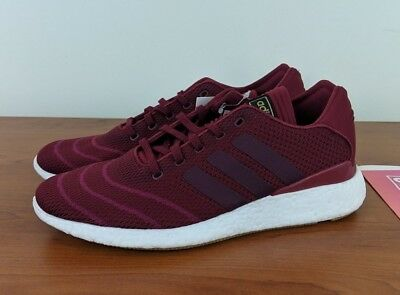 info for cd4a8 ad373 Adidas Busenitz Pure Boost PK Mens Running Training Shoes Red CQ1159 Size  9.5