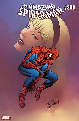 Amazing Spider-Man 800 (Vol. 4) John Romita Senior Variant