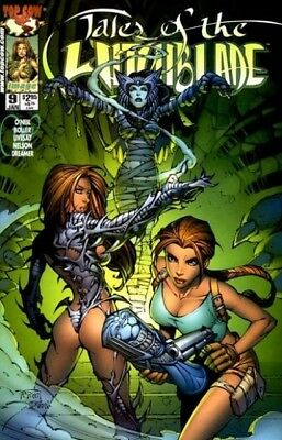 Tales of the Witchblade (1996) #   9 (9.0-NM)