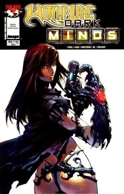 Witchblade Darkminds TPB (2004) (9.4-NM) The Return of Paradox