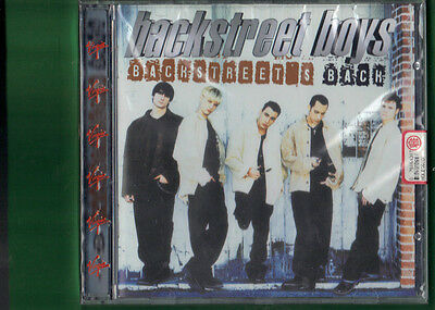 Backstreet Boys - Backstreet Back Cd Nuovo Sigillato