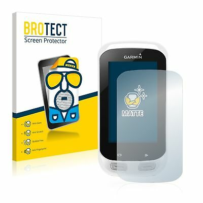 Garmin Edge Explore 1000 GPS, 2x BROTECT® Matte Screen Protector hardcoated