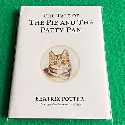 The Tale of the Pie and Patty-Pan by Beatrix Potter (New Hardback, 2002)
