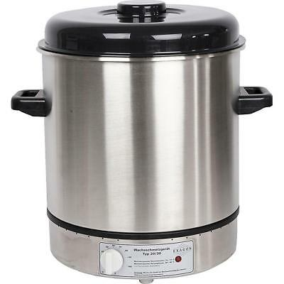 Stainless Steel Wax Melter Type 30 For Candle Making Moulding Modelling Tool 27l