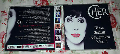 Cher - Maxi Singles Collection Vol. 1 (2 CDs) SPECIAL FAN EDITION