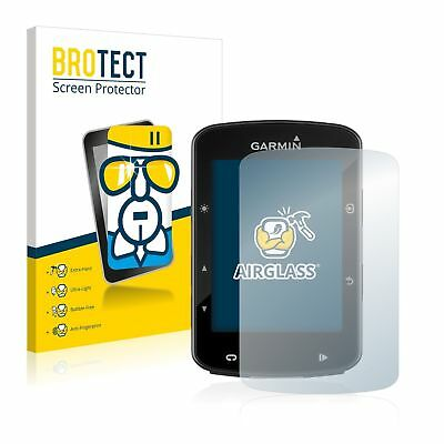 Garmin Edge 520 Plus GPS, BROTECT® AirGlass® Premium Glass Screen Protector