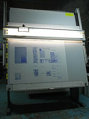 Offset Plate Testing Stand - Mesa Revision Planchas Offset