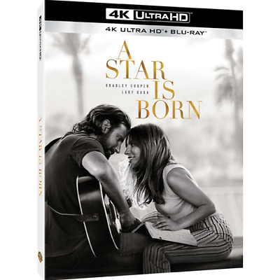 Star Is Born (A) (4K Ultra Hd+Blu-Ray)  [Blu-Ray Nuovo]