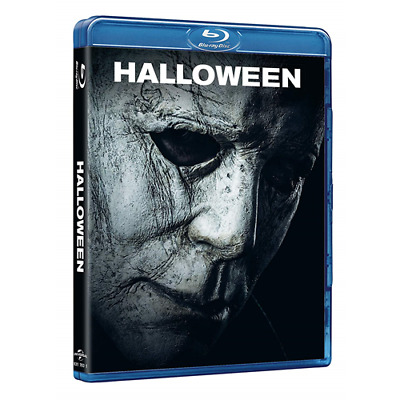 Halloween (2018)  [Blu-Ray Nuovo] [PRENOTALO DISPONIBILE DAL 20/02]