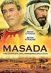 Masada Miniseries DVD Peter O'toole, Peter Strauss Anthony Quayle