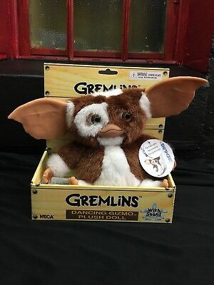 "Gremlins - 6"" Dancing and Singing Gizmo Plush Doll - NECA"