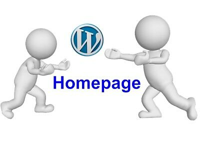 Wordpress Installation Webseite Website Homepage Internetseite