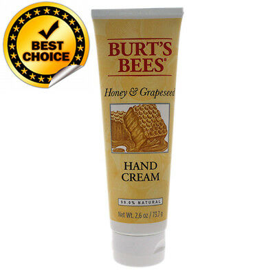 Burts Bees Hand Creme Honey and Grapeseed Oil 74g