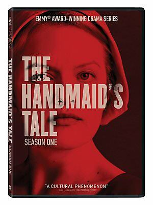 The Handmaid's Tale: First Season 1 (DVD, 2018, 3-Disc Set) NEW, Ships 1st Class