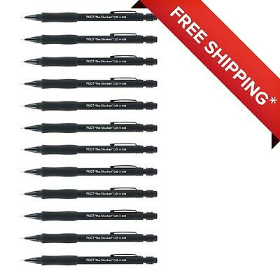 Pilot H-305 Shaker .5mm Mechanical Pencils Pack of 12 - FREE SHIPPING