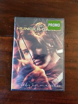 The Hunger Games Dvd New