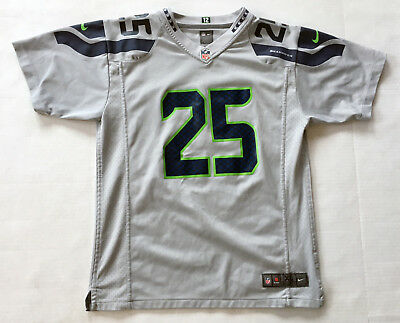 4db43191 IRREGULAR SEATTLE SEAHAWKS RICHARD SHERMAN nfl NIKE Jersey Youth (L ...