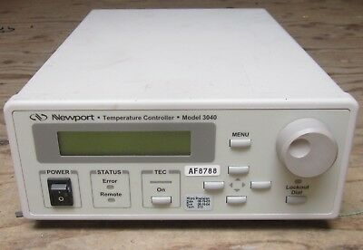 NEWPORT 3040 TEMPERATURE CONTROLLER, Good Working Condition