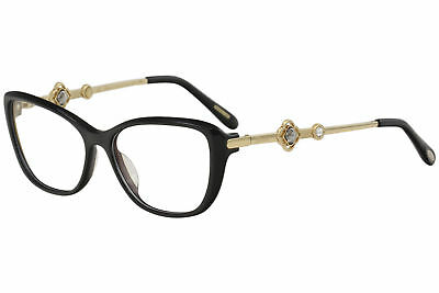 6c9bc4d121c Chopard Eyeglasses VCH224S VCH 224S 0700 Black 23K Gold Optical Frame 54mm