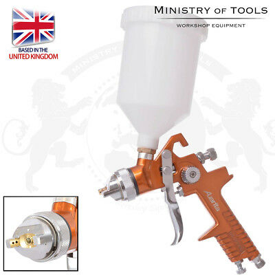 1.7mm HVLP High Volume Low Pressure Spray Gun H-827P Auarita pistola a spruzzo