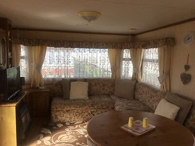 Caravan To Rent In Towyn On Happy Days Park North Wales