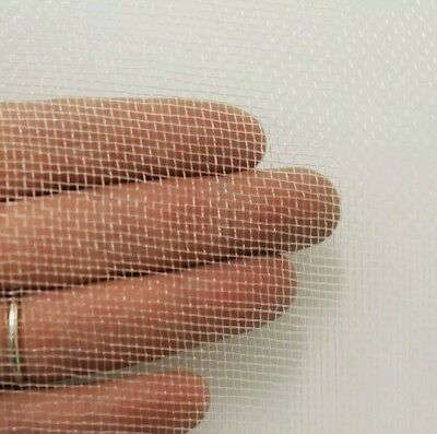 INSECT NETTING 1m x 3m Fine Woven Mesh Net Anti Butterfly Fly Beetle Bug Spider