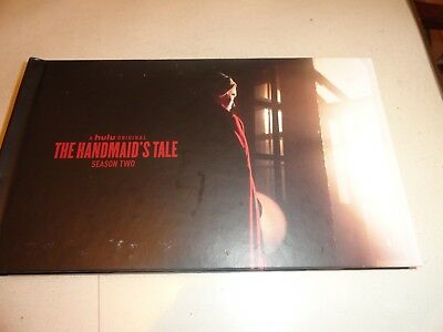 The Handmaid's Tale.Full Season 2.Photobook.5 DVD Hulu 2018 SPECIAL PACKAGING
