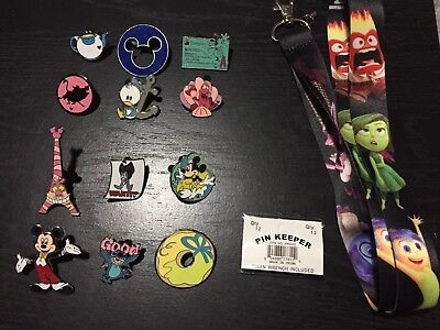 Disney Pin Trading starter set