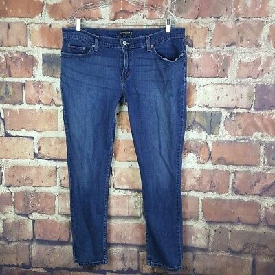 99c5fcca1b91 Levis 524 Too Superlow Jeans Womens Size 17 Juniors Skinny Straight