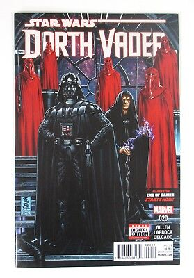 Star Wars: Darth Vader #20 NM- (2015) First Print Marvel Comics